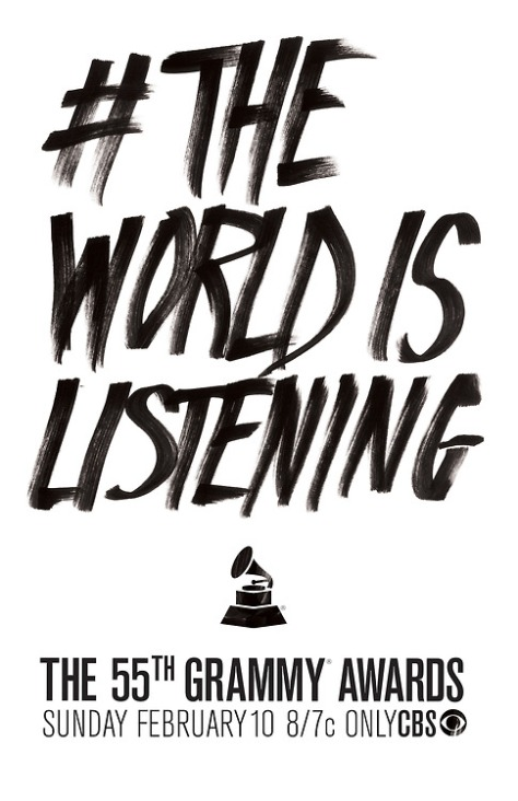the 55th Grammy Awards