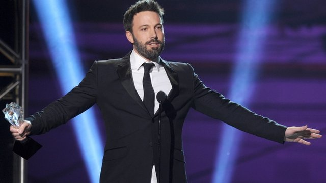 Ben Affleck Critics Choice Movie Awards