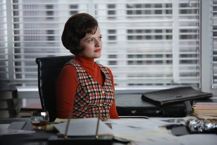 Elisabeth Moss - Mad Men