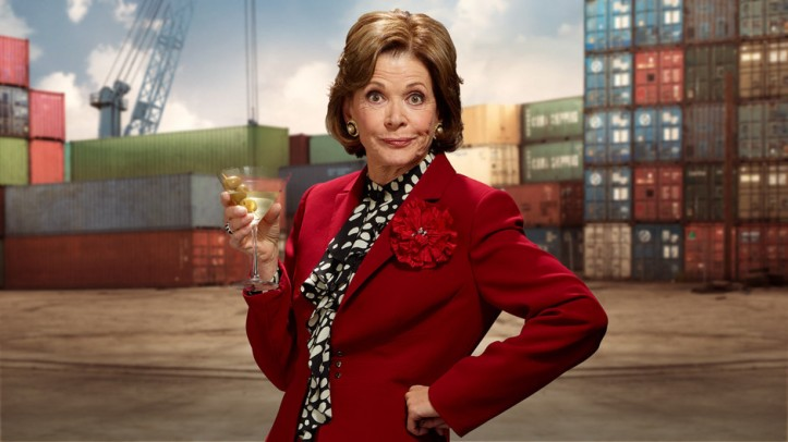 Jessica walter - Arrested Development