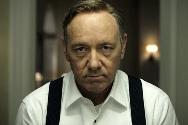 Kevin Spacey - House of Cards