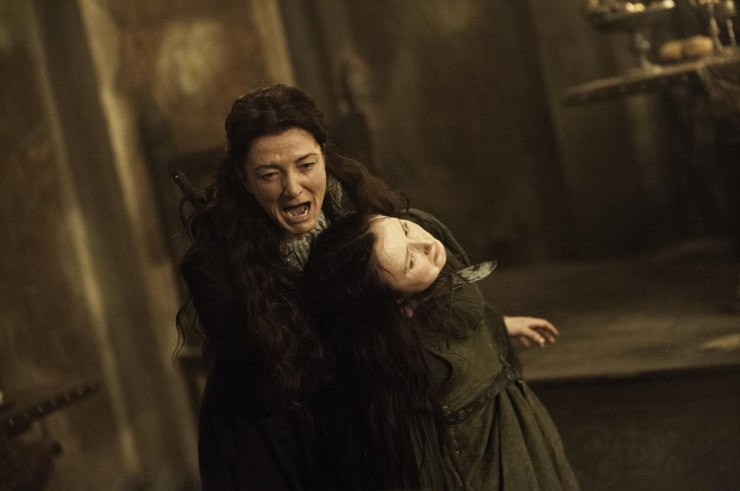 Michelle Fairley - Game of Thrones
