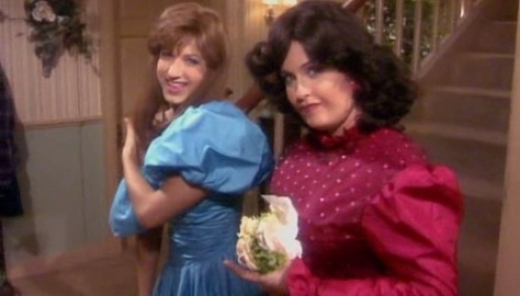 Friends S02E14 The One With the Prom Video
