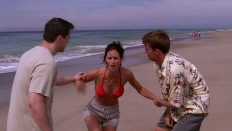 FRIENDS S04E01 The One With the Jellyfish
