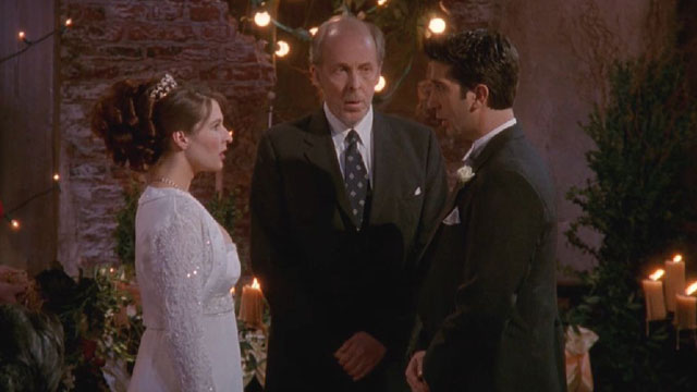 Friends S04E23-24 The One With Ross's Wedding