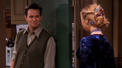 FRIENDS S05E14 The One Where Everybody Finds Out