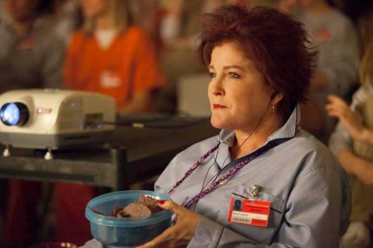 Kate Mulgrew (Orange is the New Black season 1)
