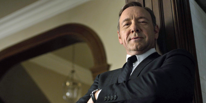 Kevin Spacey (House of Cards season 2)