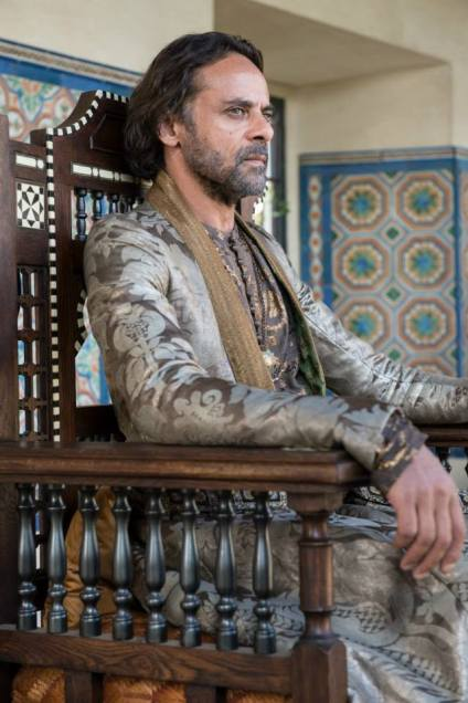 Alexander Siddig as Doran Martell – photo Macall B. Polay/HBO