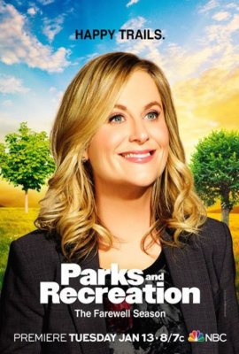 Parks and Rec season 7 poster