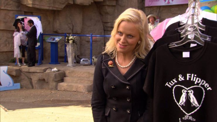 Parks and Recreation - Pawnee Zoo