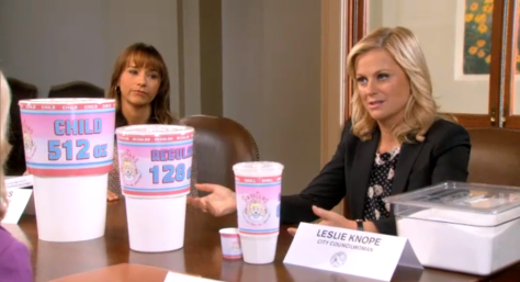 Parks and Recreation - Sweetums