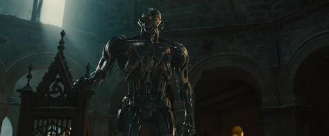 Ultron (James Spader), em Vingadores: Era de Ultron.