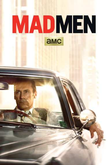 Mad Men the end of an era poster