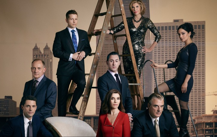 The Good Wife cast season 6