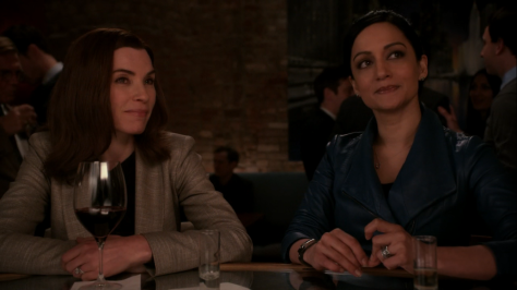 the good wife kalinda farewell