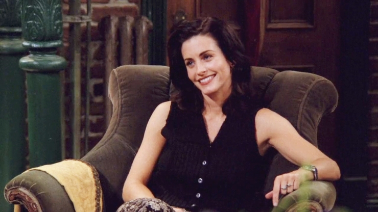 Courteney Cox Monica