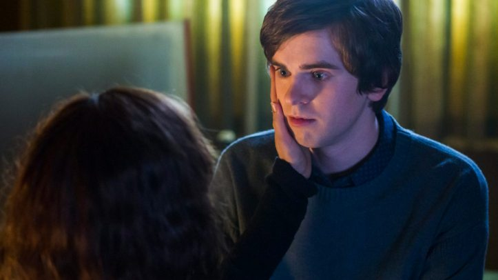 Freddie Highmore (Bates Motel) - season 3