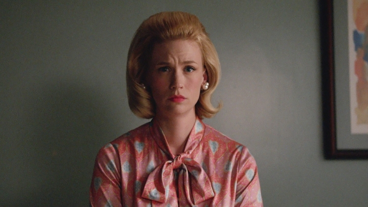 January Jones (Mad Men) - season 7.2