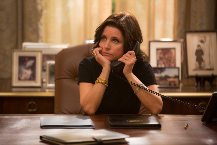 Julia Louis-Dreyfus (Veep) - season 4