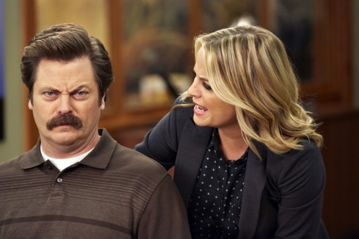 Parks and Recreation - Leslie and Ben (s07e04)