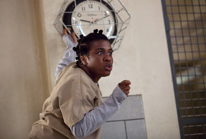 Uzo Aduba (Orange is the New Black) - season 2
