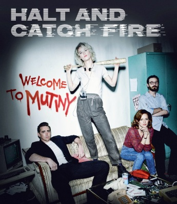 Halt and Catch Fire season 2 poster