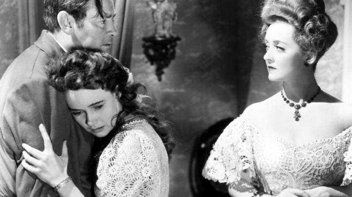 Direção: William Wyler | Elenco: Bette Davis, Herbet Marshall, Teresa Wright
