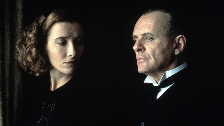 Direção: James Ivory | Elenco: Anthony Hopkins, Emma Thompson, John Haycraft