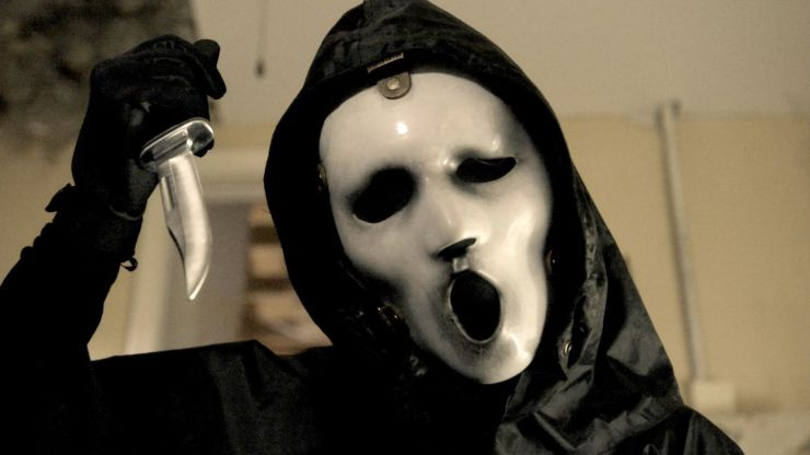 Scream tv series (killer)