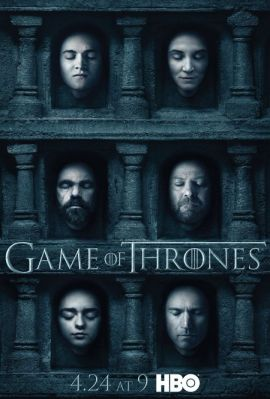Game of Thones season 6 poster