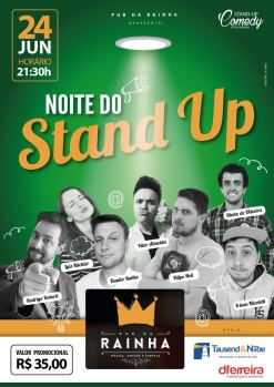 Pub da Rainha Stand Up
