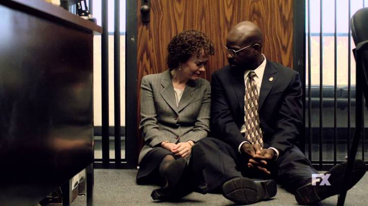 American Crime Story - The People v. O.J. Simpson (Marcia, Marcia, Marcia)