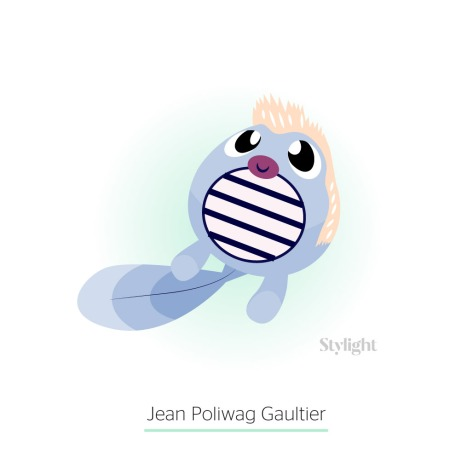 Jean Poliwag Gaultier
