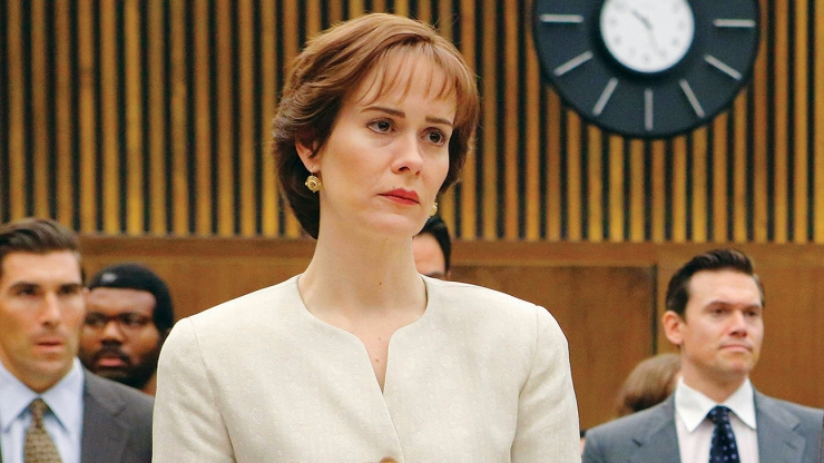 Sarah Paulson (American Crime Story - The People v. O.J. Simpson)