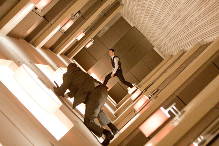 A Origem (Inception, de 2010), de Christopher Nolan