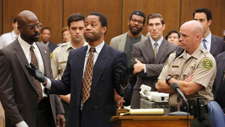 American Crime Story - The People v OJ Simpson