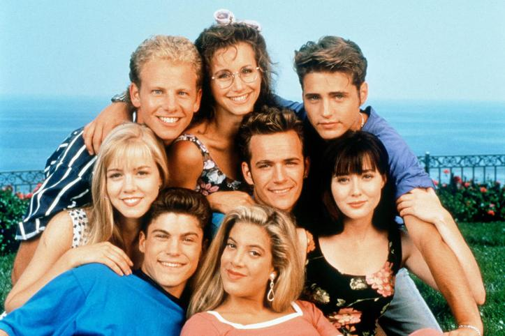 Beverly Hills, 90210 (Barrados no Baile)