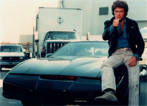 Knight Rider (A Supermáquina)