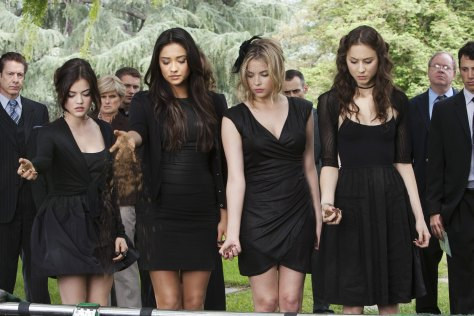 "ABC Family's ""Pretty Little Liars"" - Season Two"