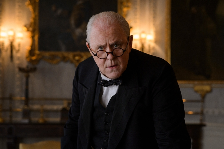John Lithgow - The Crown