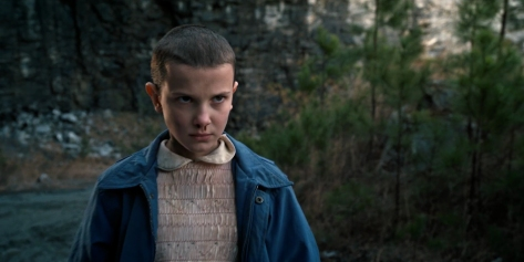 Millie Bobby Brown - Stranger Things