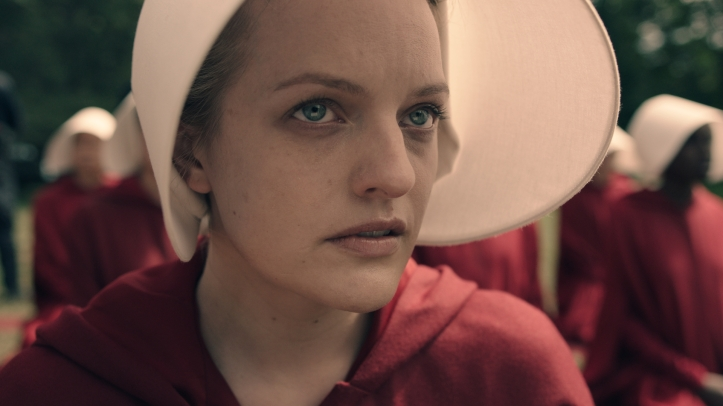 The Handmaid's Tale - season 1 (Hulu)